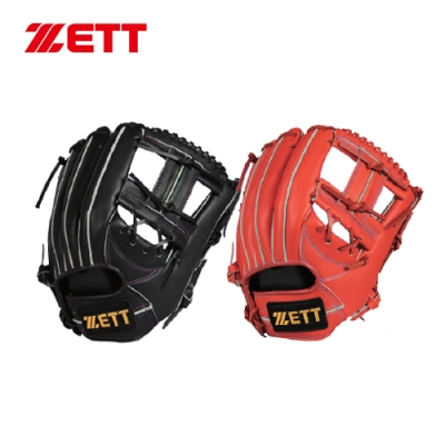 ZETT 81系列棒壘手套 11.5吋 野手通用 BPGT-8106