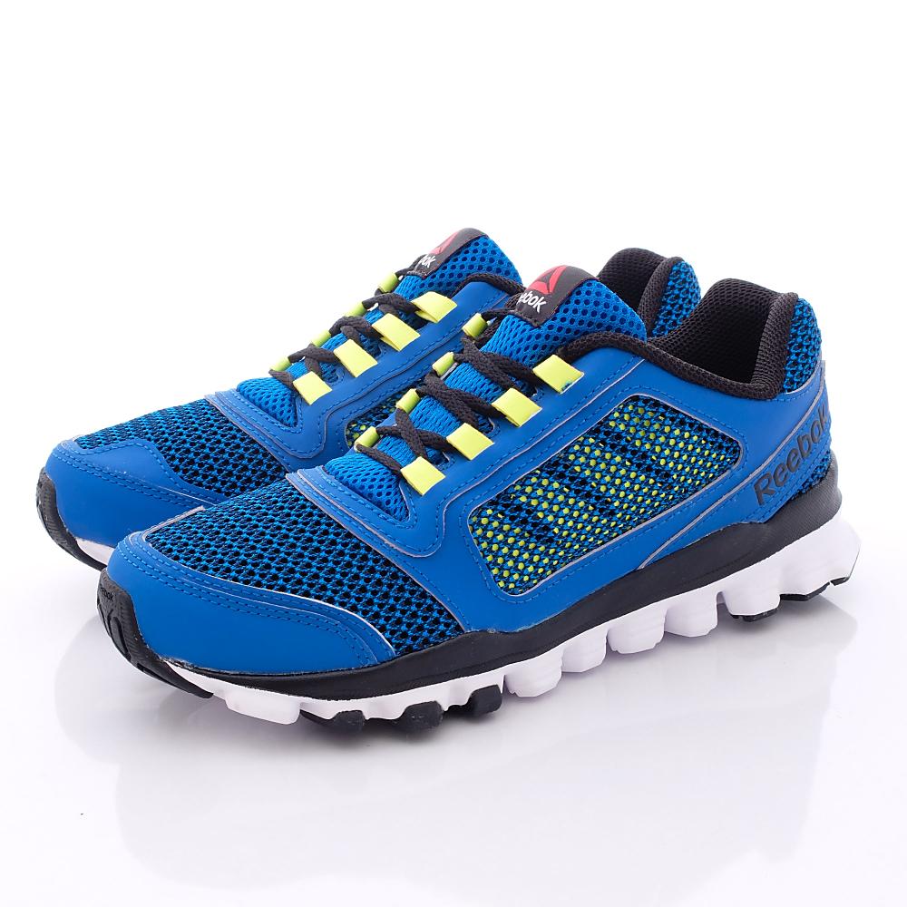 零碼-25cm Reebok頂級童鞋 運動鞋款 NI754藍