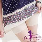 內搭 大尺碼 棉質內搭褲安全褲(平口杏) SexyMeteor
