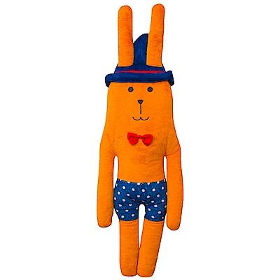 【買就送】CRAFTHOLIC 宇宙人 魔法巫師兔大抱枕(贈吊飾)