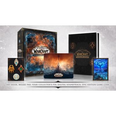 魔獸世界:暗影之境 實體典藏版  PC