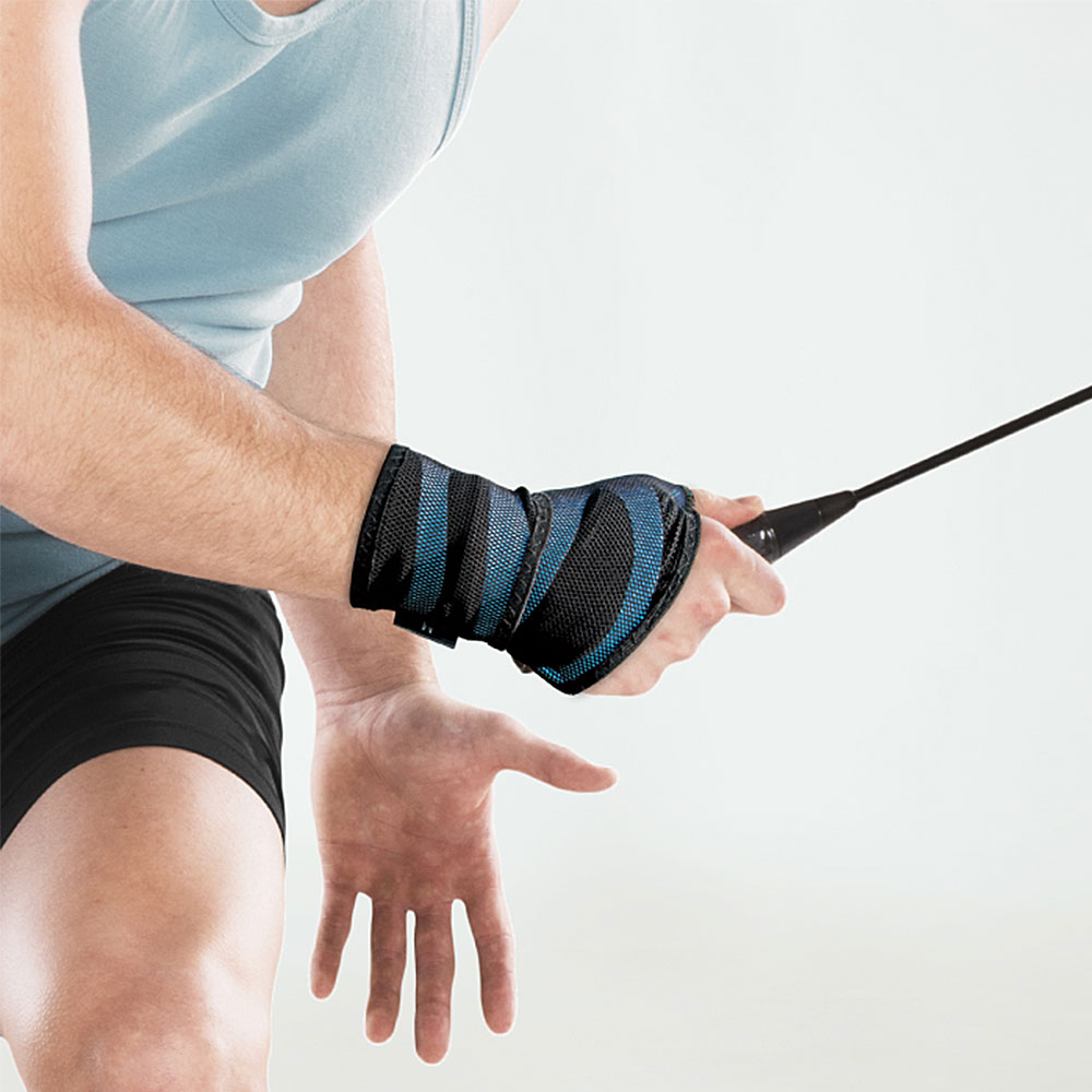 BodyVine巴迪蔓 超肌感貼紮護腕-強效加壓 (1入)