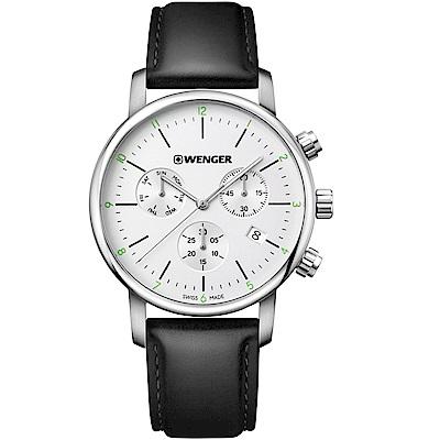 瑞士WENGER Urban Classic都會時尚手錶(01.1743.118)