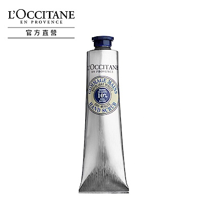 L'OCCITANE 歐舒丹 乳油木去角質美手霜75ml