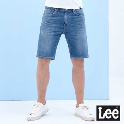 Lee 902 Lite輕量 牛仔短褲  男款