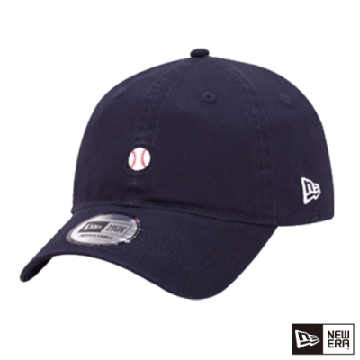 NEW ERA 9THIRTY 930 MINI LOGO 棒球 深藍 棒球帽