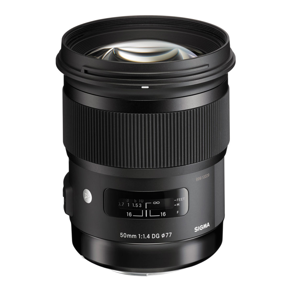 SIGMA 50mm F1.4 DG HSM Art 定焦鏡(公司貨)