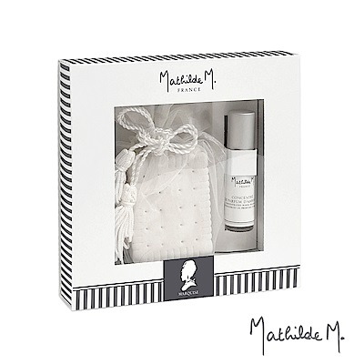 法國Mathilde M. 伯爵夫人香石餅乾香氛禮盒