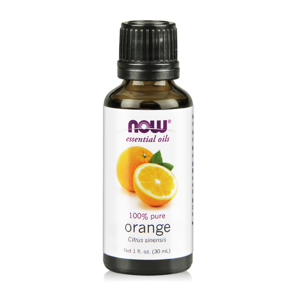 NOW Orange Oil 活力甜橙精油(30 ml)