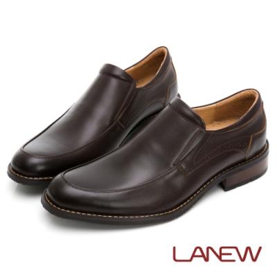 LA NEW 經典款 樂福鞋 紳士鞋(男226038710)