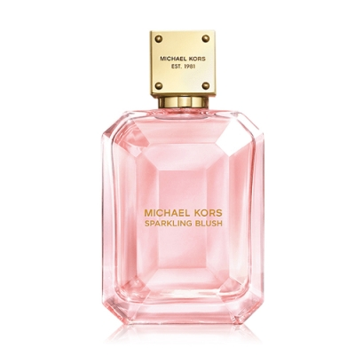Michael Kors 閃耀女伶淡香精 Sparkling Blush 100ml EDP-TESTER-香水公司貨