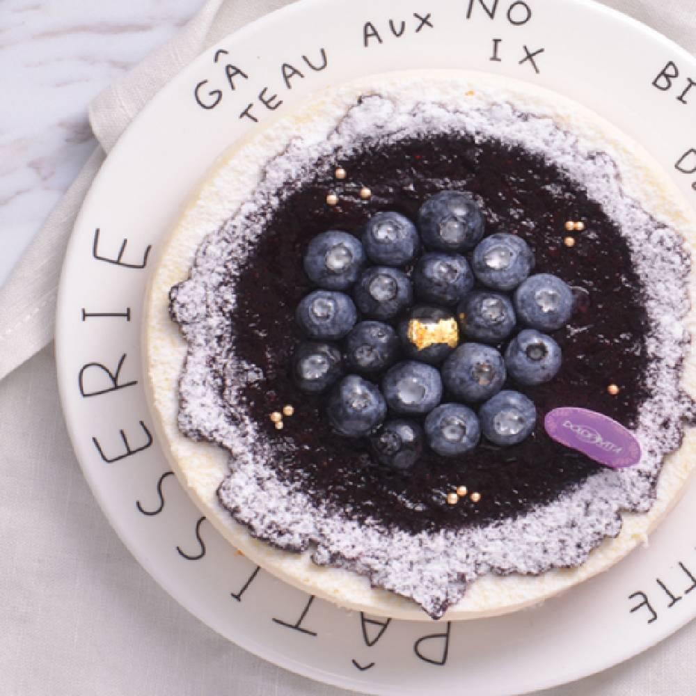 DolceVita多茄米拉 藍莓重乳酪蛋糕(6吋)
