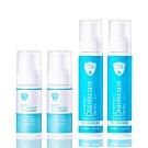 白因子 肌膚清潔防護液50mlx2+加強版100mlx2
