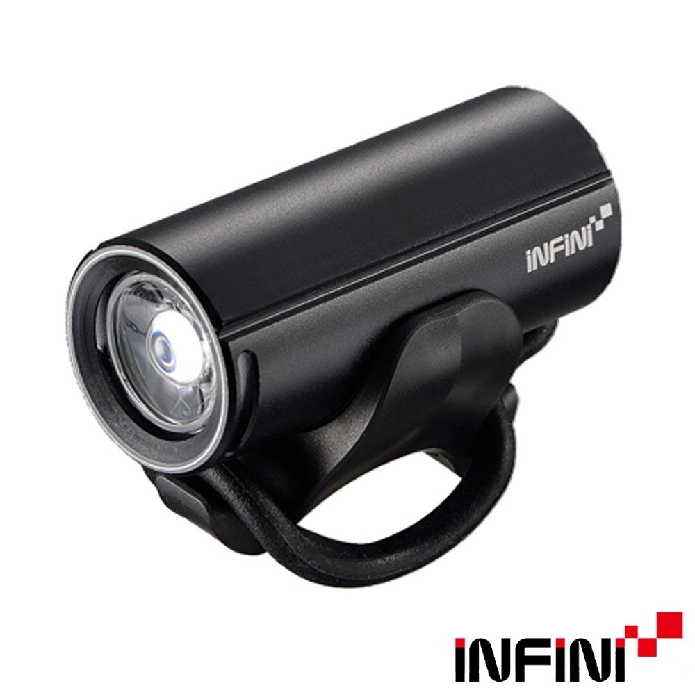 INFINI MICRO LUXO I-273P 3W200流明4種模式 鋁合金外殼防水自行車/單車前燈-四色
