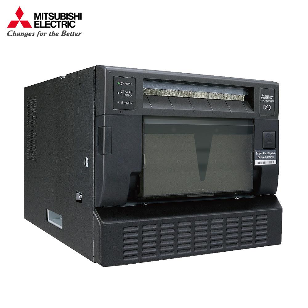 三菱高速熱昇華影像處理印表機 CP-D90DW-C
