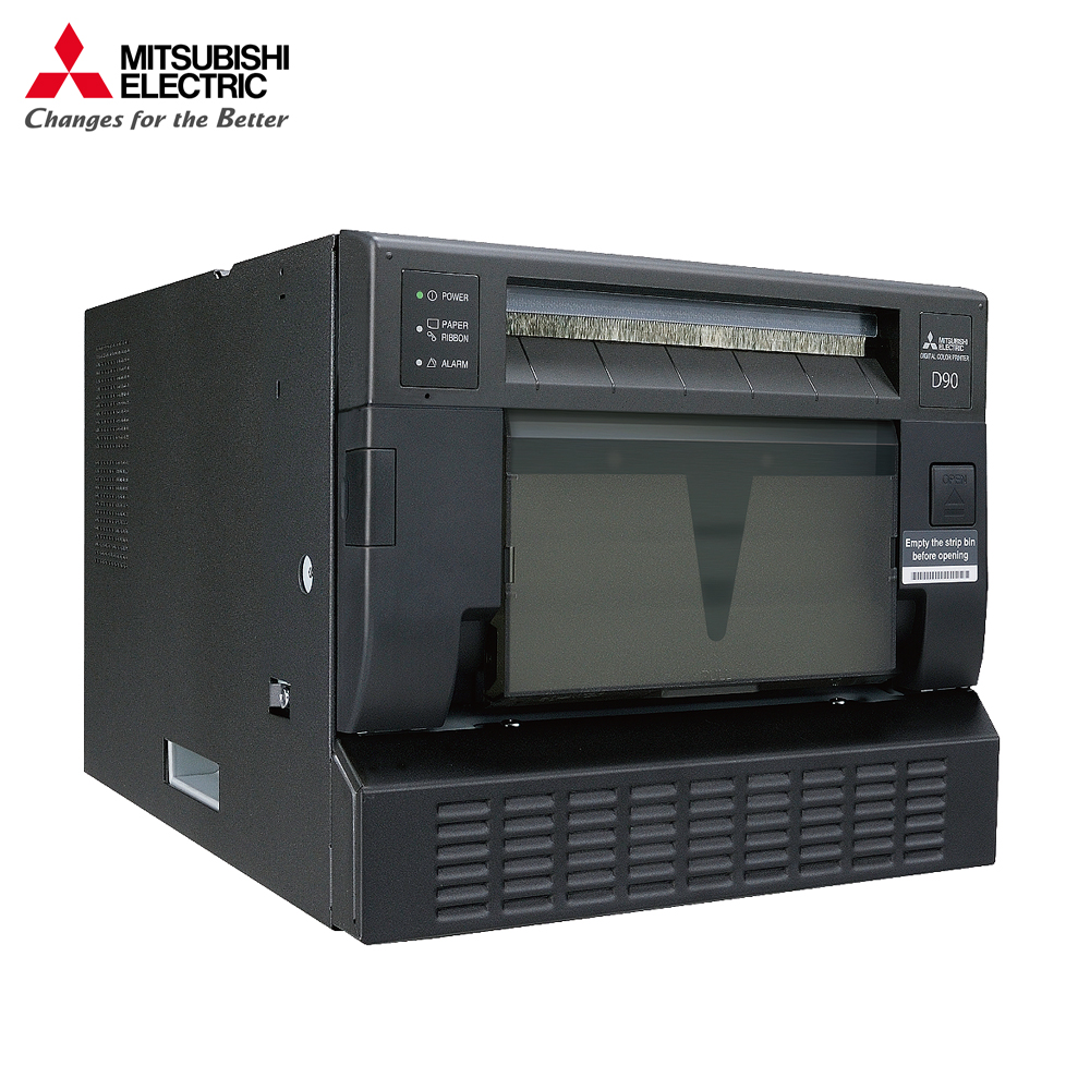 三菱高速熱昇華影像處理印表機 CP-D90DW-C 超值組合
