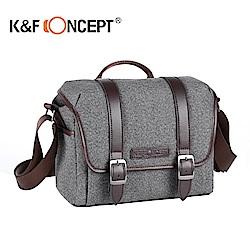 【K&F Concept】休閒者 相機單眼側背包 斜背包 (KF13.078)