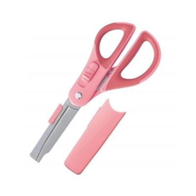 日本KOKUYO機能開箱剪刀即兼開箱刀美工刀P410系列(一般版即材質為不鏽鋼)