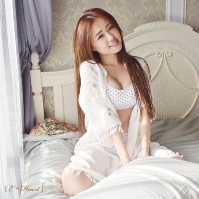 [ E‧Heart ] 夜寢美胸衣(24H吸濕排汗-點點細肩)