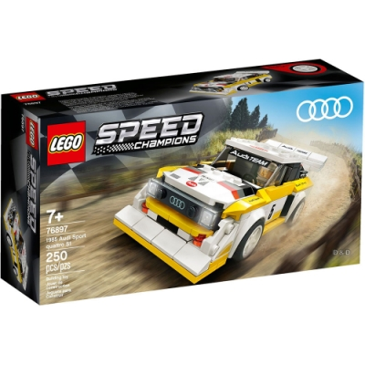 樂高LEGO Speed Champions系列 - LT76897 1985 Audi