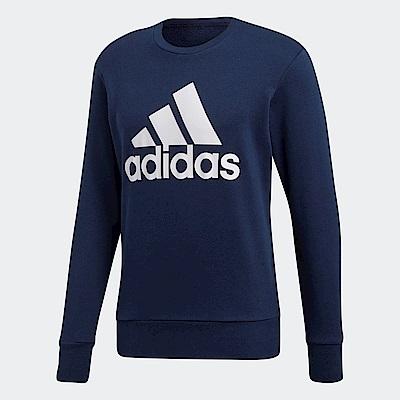 adidas Logo 長袖上衣 男 CW3870