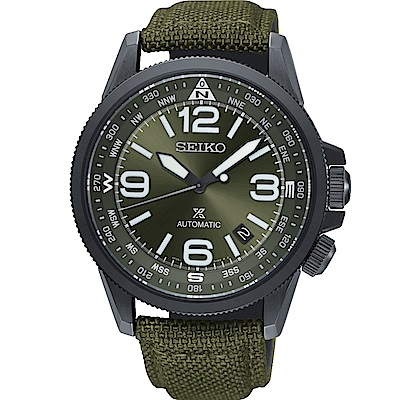 SEIKO 精工 PROSPEX 空全方位飛行機械錶 4R35-02N0G