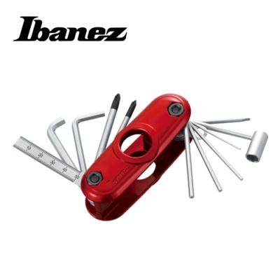 IBANEZ MTZ11 MULTI TOOL 11合1多功能調整工具組 紅色款
