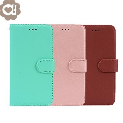 Samsung Galaxy Note20 柔軟羊紋二合一可分離式兩用皮套 細緻皮質觸感 TPU 內殼完整包覆手機殼/保護套-綠粉棕