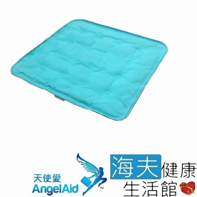 海夫健康生活館 天使愛 Angelaid 彈力水凝膠 涼墊 雙包裝_COOLING-MAT-4646