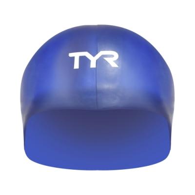 美國TYR 成人矽膠泳帽 Solid Silicone cap