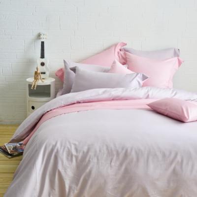 (限時下殺)Cozy inn 純色系列 200織純棉薄被套床包組 單/雙/加大 均一價