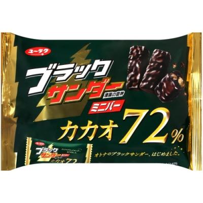 有樂製果 漆黑雷神巧克力風味餅(155g)