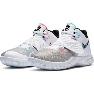 NIKE  運動鞋  緩震 包覆 籃球鞋 男 白 CD0191104  KYRIE FLYTRAP III EP