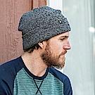 SmartWool 美麗諾羊毛 舒適小屋小圓帽 黑色