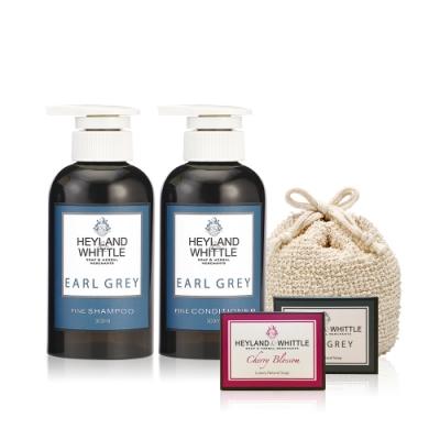 H&W英倫薇朵 經典香氛洗潤髮特惠組