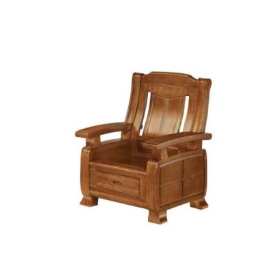 MUNA 823型實木單人椅 79X75X93cm