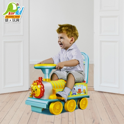 Playful Toys 頑玩具 火車滑步車