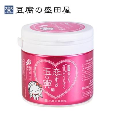 【盛田屋】豆腐面膜150g(玫瑰香)