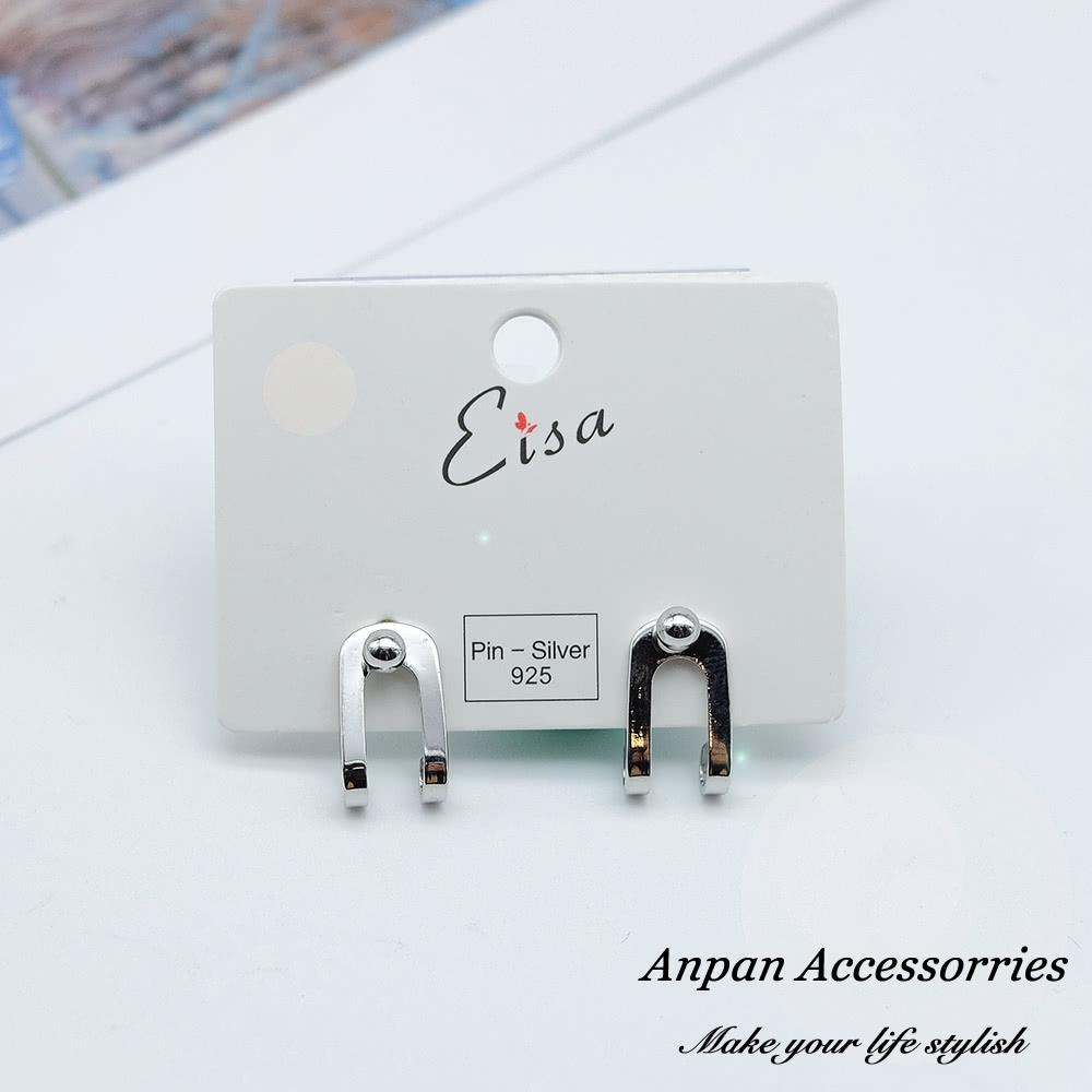 【時時樂限定】925銀針ANPAN韓國耳環(多款)