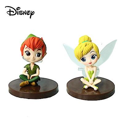 日本正版 Q posket Petit A組 奇妙仙子 彼得潘 叮噹 迪士尼 384970