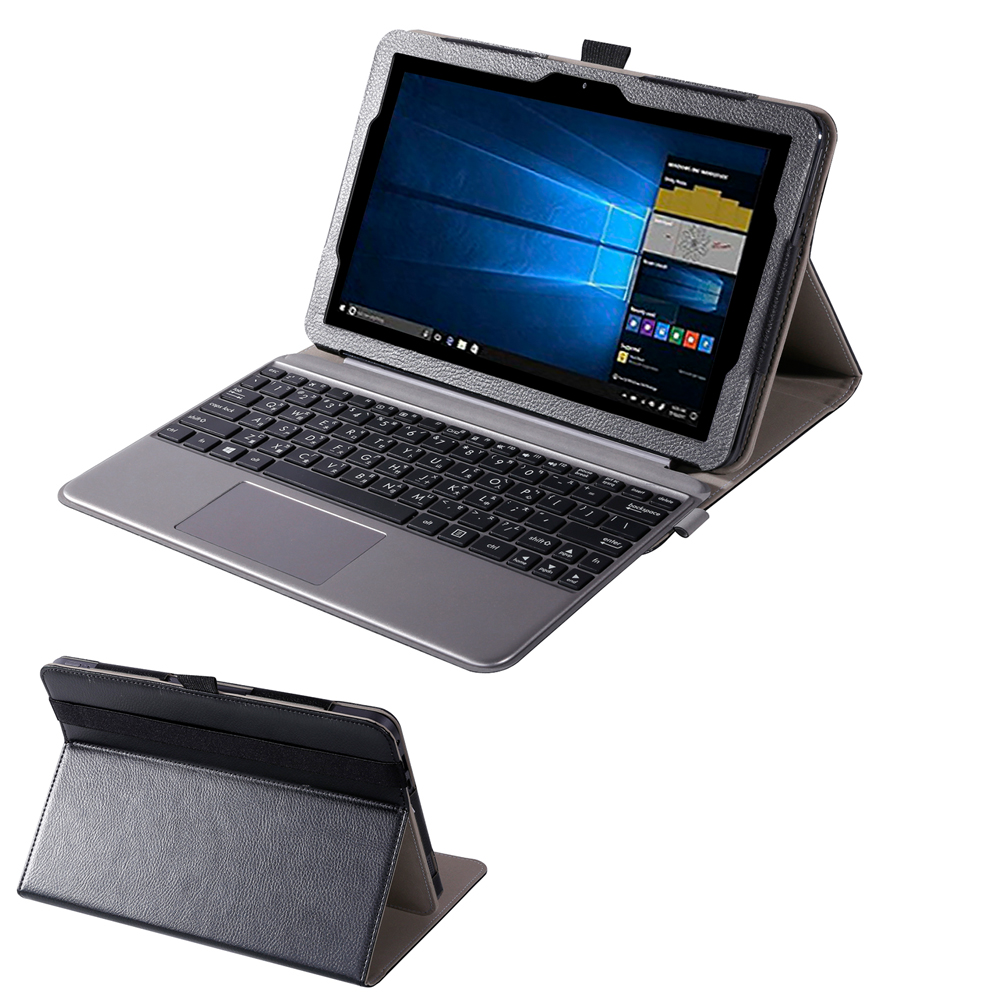 華碩 ASUS Transformer Mini T103HAF 可裝鍵盤手托帶卡片槽皮套 @ Y!購物