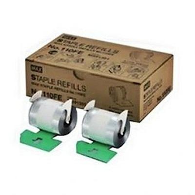 美克司 MAX 110FE 電動釘書針/訂書針 可裝訂2-110張 適用:MAX EH-1