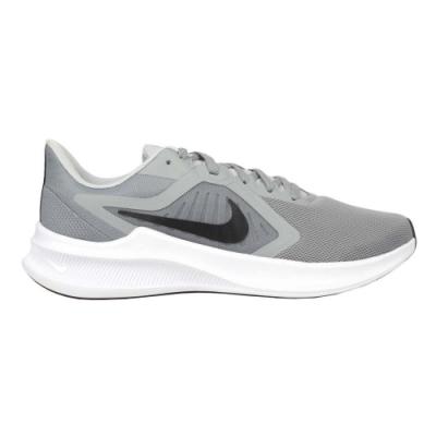 NIKE DOWNSHIFTER 10 男休閒運動鞋- 慢跑 路跑 健身 輕量 CI9981003 灰黑