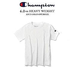 冠軍CHAMPION BASIC TEE T425純棉素t小標 白色