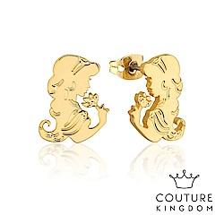Disney Jewellery by Couture Kingdom 茉莉公主鍍金耳釘
