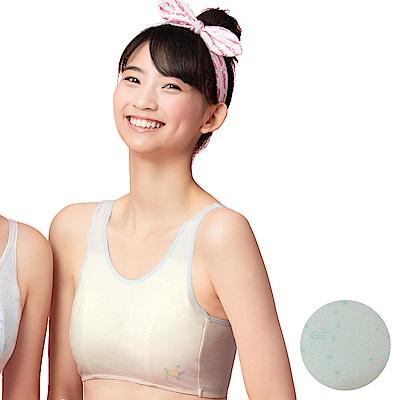 嬪婷-學生一階段S-LL短背心(綠)