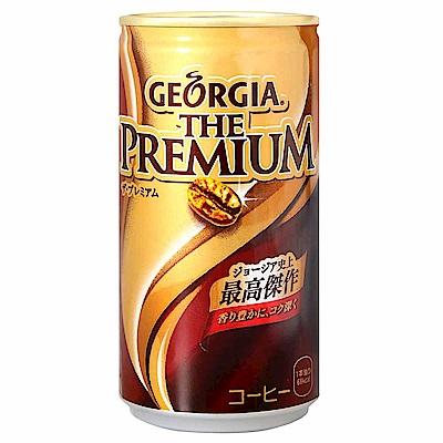 Coca-Cola 喬治亞咖啡-濃醇(185g)