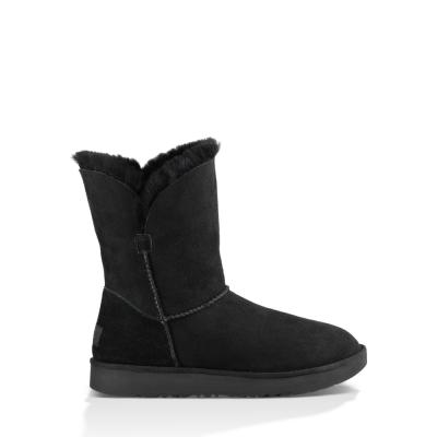 UGG短靴 經典Cuff短靴 可反摺造型羊毛雪靴