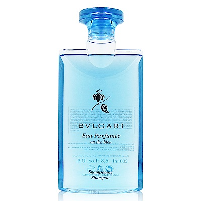 BVLGARI寶格麗 藍茶洗髮精200ML
