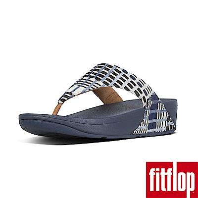 FitFlopLULU ART-DENIM夾腳涼鞋